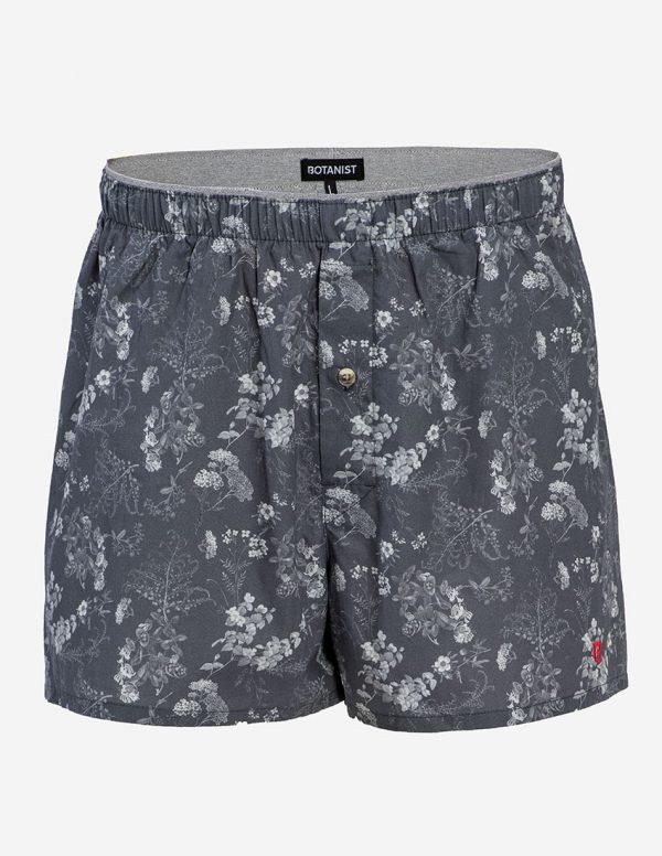 """Botanist Boxershort Blossom """"Grey"""""""
