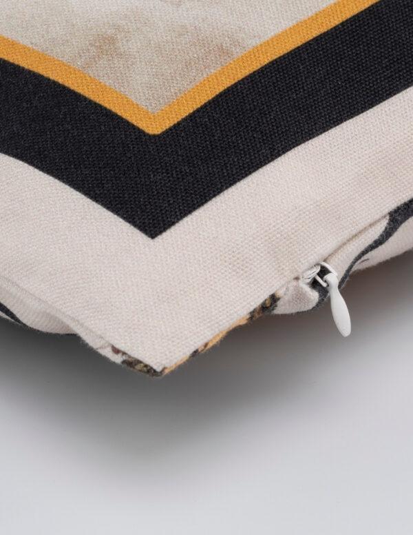 Kissenecke Reiher Detail